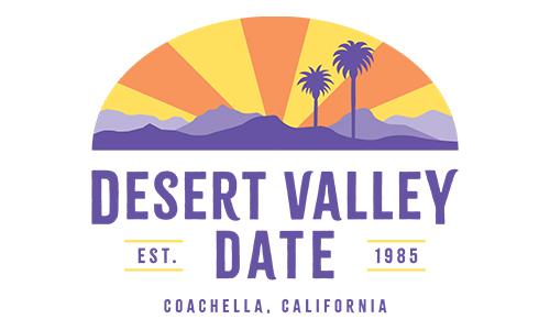 Desert Valley Date Logo